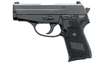 Picture of Black Nitron Finish, SLITE Night Sights, .357SIG