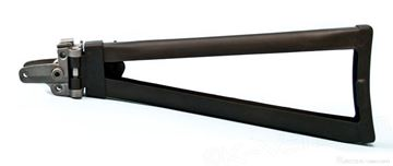 Picture of Buttstock assembly, folding, metal, with all attaching hardware including rear block, Russian