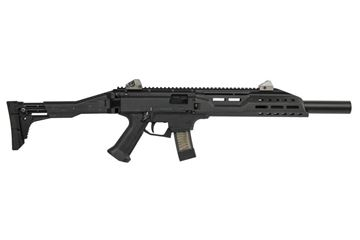Picture of CZ Scorpion EVO 3 S1 Carbine w/ Faux Suppressor