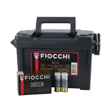 Picture of Fiocchi 12 ga 2 3/4 00BK 9 Pellet Low Recoil - Box of 10
