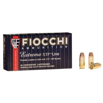 Picture of Fiocchi 32 Auto 60gr XTP HP Ammo -  Box 50