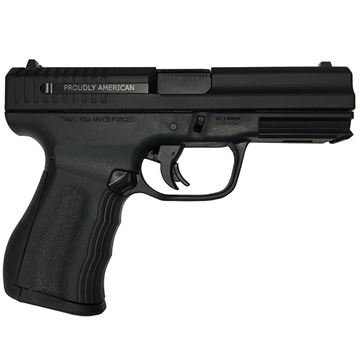"""Picture of FMK 9C1 G2 Compact 9mm Pistol with 4"""" Barrel & Fast Action Trigger in Black"""