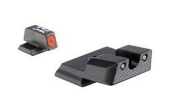 Picture of HD Orange Night Sights for S&W M&P Shield