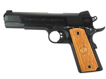 """Picture of Metro Arms 1911 .45 American Classic II 1911 5"""" blue"""