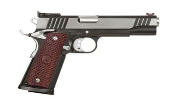 """Picture of Metro Arms 1911 .45 MAC 1911 Classic 5"""" Black Chrome"""