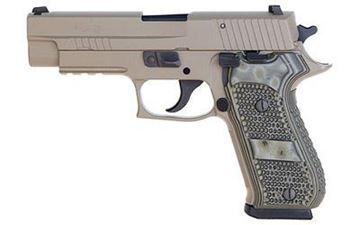 Picture of P220® SCORPION, Elite,  FDE, Beavertail, SRT,  SLITE, Hogue Extreme G10 Grips