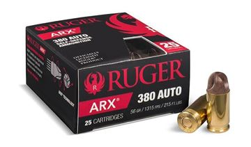 Picture of Polycase .380 Inceptor ARX Pistol Ammo - Case of 250