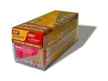 Picture of Polycase 9mm Luger 65 gr RNP Ammo - 125 rounds