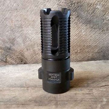 Picture of QUICKMOUNT 7.62mm Flash Hider for AK47, M14x1mm LH Thread