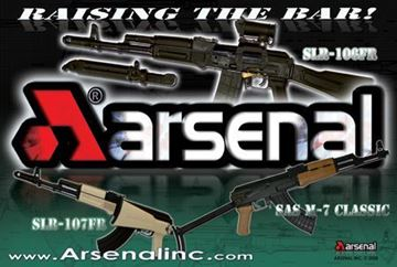 Picture of Raising the Bar 36 x 24 inch Large poster by Arsenal