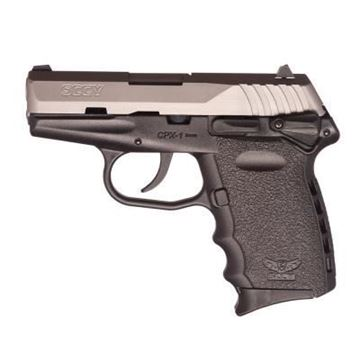 Picture of SCCY 9mm w/safety TT