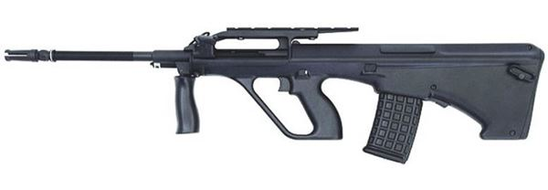 Picture of Steyr AUG A3-M1 Black High Rail NATO