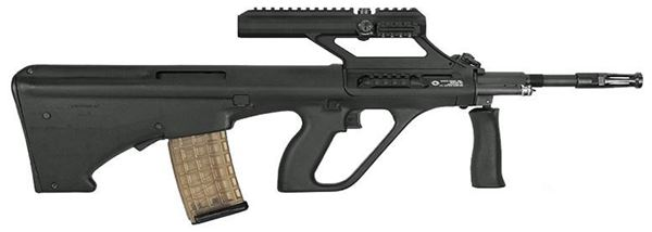 Picture of Steyr AUG A3-M11.5 Optic Black NATO