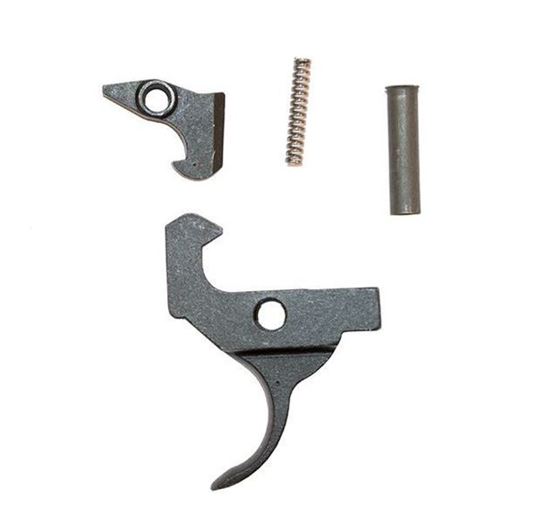 Picture of Trigger Set SEMI BULG includes trigger, disconnector, spring, sleeve for stamped receiver, semi-auto, Arsenal