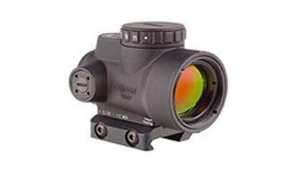 Picture of Trijicon1x25 Miniature Rifle Optic MRO-C-2200004 w/AC32067 Mount