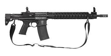 """Picture of Troy Alpha Carbine 14.5""""- BLK 5.56"""
