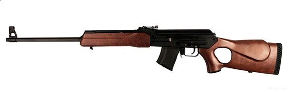 """Picture of Molot Vepr 7.62x39 23.2"""" Rifle, Walnut Stock"""