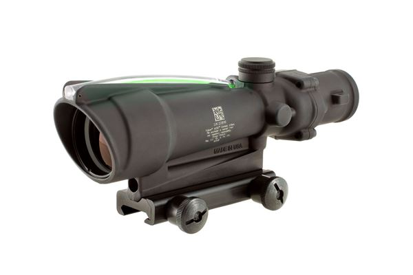 Picture of ACOG® 3.5x35 Dual Illuminated Green Crosshair .308 Ballistic Reticle w/ TA51 Mount