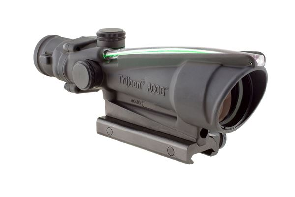 Picture of ACOG® 3.5x35 Dual Illuminated Green Horseshoe .308 Ballistic Reticle w/ TA51 Mount