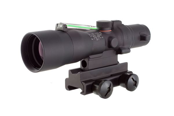 Picture of ACOG® 3x30 Dual Illuminated Green Chevron .308 Flattop Ballistic Reticle w/TA60