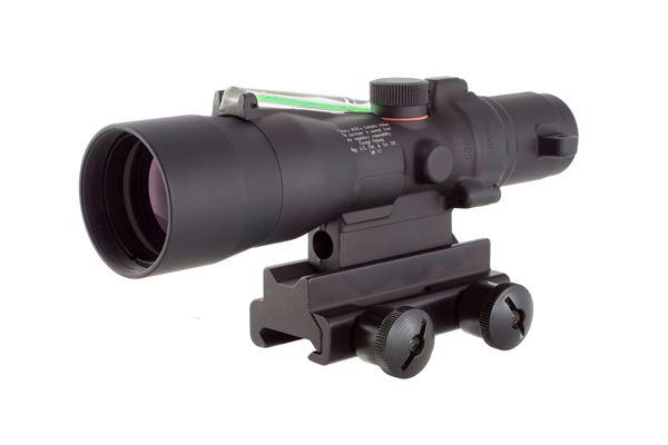 Picture of ACOG® 3x30 Dual Illuminated Green Horseshoe/Dot .223 Ballistic Reticle w/TA60