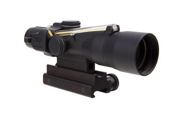 Picture of ACOG® 3x30 Dual Illuminated Green Horseshoe/Dot 7.62x39 Ballistsic Reticle w/TS Mount
