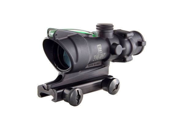 Picture of ACOG® 4x32 Dual Illuminated Green Horseshoe/Dot .223 BAC Reticle w/ TA51 Mount