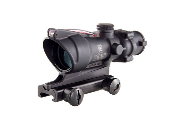 Picture of ACOG® 4x32 Dual Illuminated Red Horseshoe/Dot .223 BAC Reticle w/ TA51 Mount