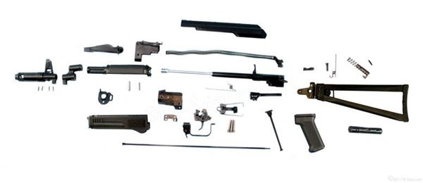 Picture of AK74 Rifle Parts Kit
