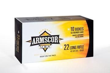 Picture of Armscor .22 LR SVSP 40 Gr. Ammunition