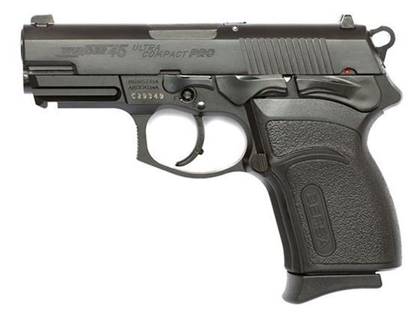 Picture of Bersa Thunder .45 ACP Caliber (Ultra Compact Pistol)