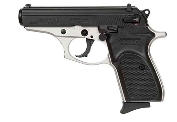 Picture of Bersa Thunder Duolite .380 D.A. Duotone - 8 round Pistol