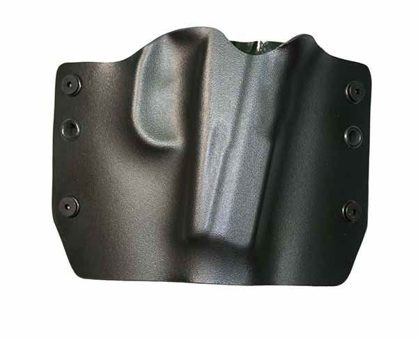 Picture of Bullseye Holster OWB Black RH SCCY CPX2