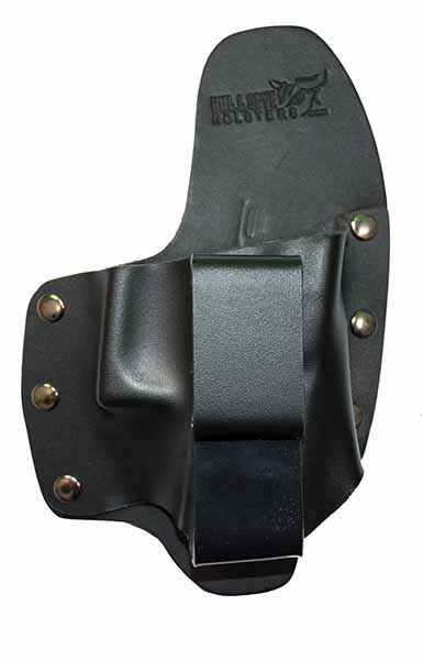 Picture of Bullseye Hybrid IWB LH Tuckable Holster for 1911 with Rail
