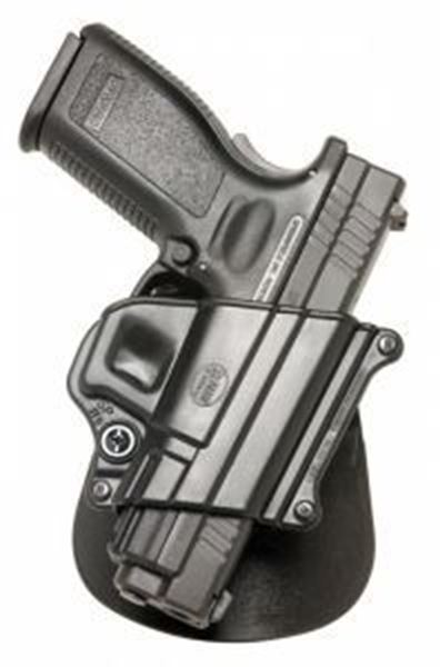 Picture of Holster - Comp-Springfield XD, XDM/Taurus All Millenium Pro
