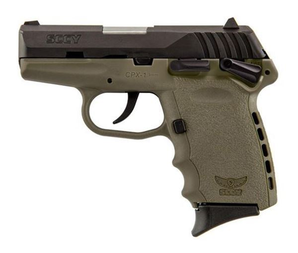 Picture of CPX-1 Dark Earth/Carbon Black 9mm