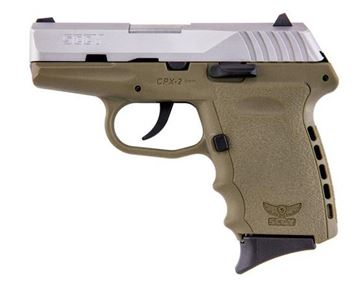 Picture of CPX-2 Dark Earth / TT 9mm