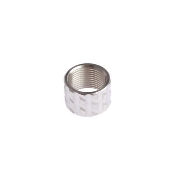 Picture of Cruxord 1/2-28 Stainless Steel Thread Protector