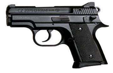Picture of CZ 2075-BD RAMI 9mm Black Night Sights 14rd- 91754