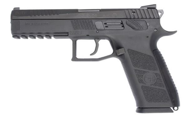 Picture of CZ P-09 9mm Black 19rd- 91620