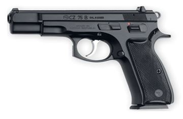 Picture of CZ75B Black 9mm 16rd - 91102