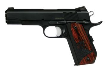 Picture of Dan Wesson Guardian 45ACP Black Bobtail Night Sights- 01987