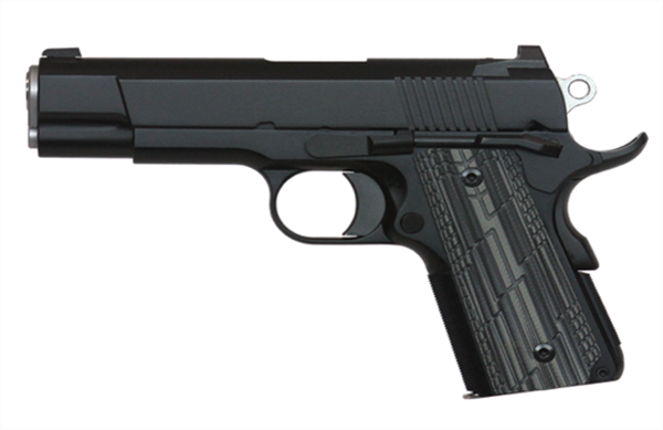 Picture of Dan Wesson Valkyrie 45 ACP Black Single Action 7 Round Pistol