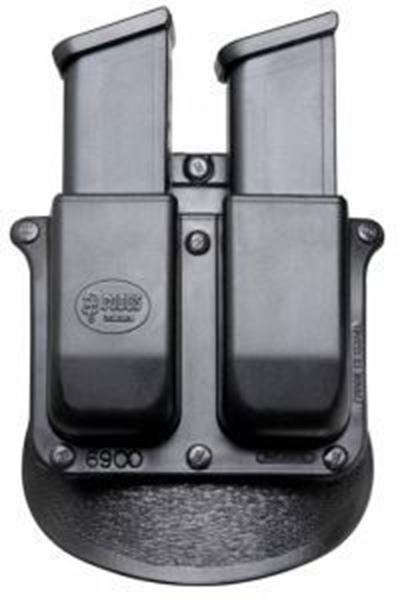 Picture of Double mag pouch Glock 9mm/.40, H&K 9mm/.40, G.A.P. .45