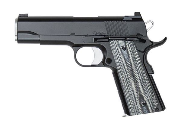 Picture of Dan Wesson Valor Commander 9mm Black Semi-Automatic 9 Round Pistol