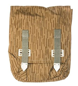 Picture of East German magazine pouch, holds four 7.62x39 or 5.45x39 30 round magazines, unused condition