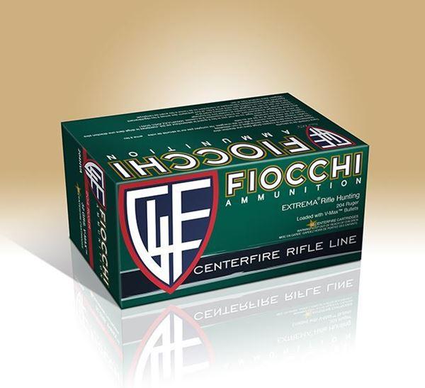 Picture of Fiocchi Ammunition 30-06 Springfield 180 Grain Hornady Super Shock Tip 20 Round Box