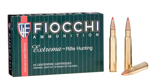 Picture of Fiocchi Ammunition 30-06 Springfield 150 Grain Super Shock Tip 20 Round Box