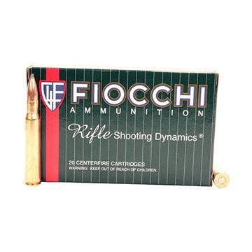 Picture of Fiocchi Ammunition 30-06 Springfield 150 Grain Pointed Soft Point 20 Round Box