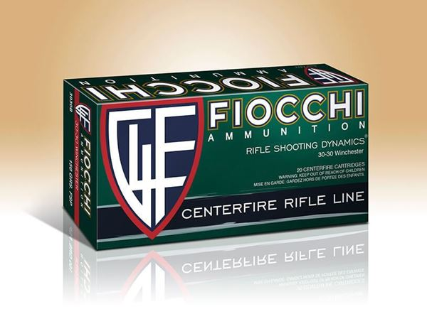 Picture of Fiocchi .30-30 Winchester Rifle Shooting Dynamics FPS 150 Grain (Box of 20 Round)